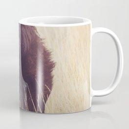 Blue Eyed Boy Coffee Mug