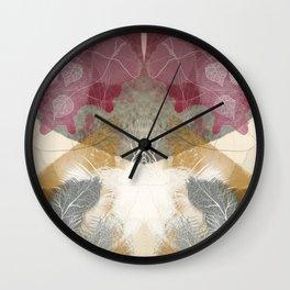 Lunar Influences   Wall Clock