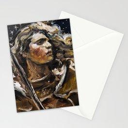 Quis ut Deus (Michael) Stationery Cards