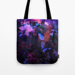 Into the singularity Tote Bag
