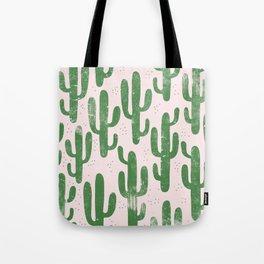 DUSTY CACTUS Tote Bag