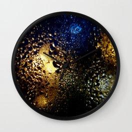 Condensation 62 - Cosmos Wall Clock