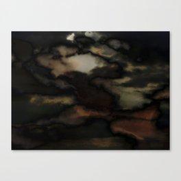 Heaven Is Infinite Canvas Print