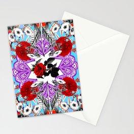 elephant walk Stationery Cards