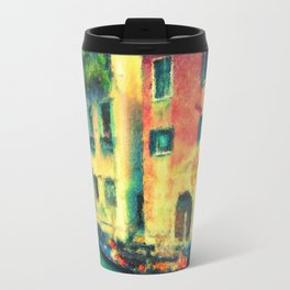 Venice Reimagined Travel Mug