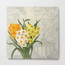 Macro Flower 27 Metal Print