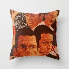 L.A Confidential Throw Pillow