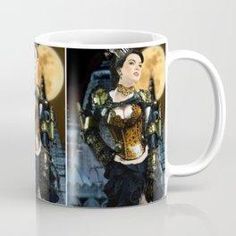 Steampunk Chick Coffee Mug