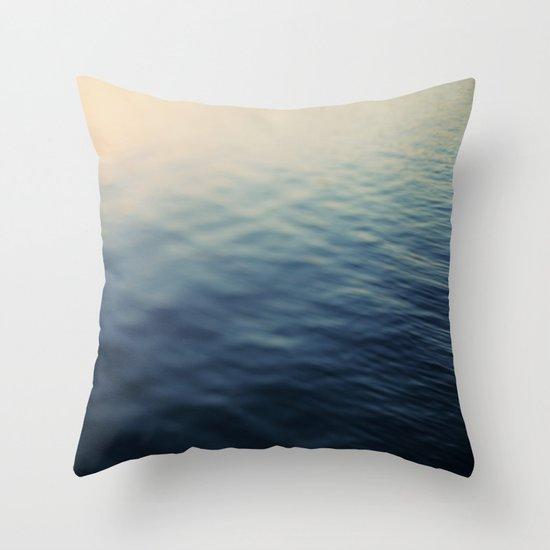 Summer's Magic Throw Pillow