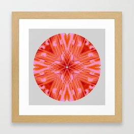 Mandala IV Framed Art Print
