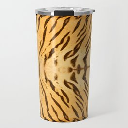 Tiger Animal Print Travel Mug