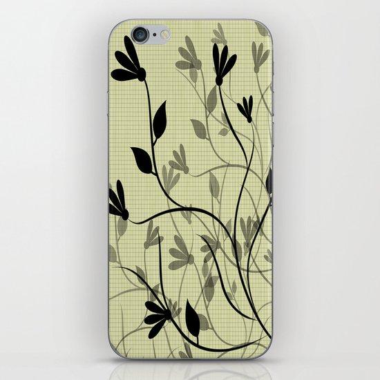 Whispering Breeze iPhone & iPod Skin