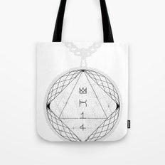 Spirobling XXV Tote Bag