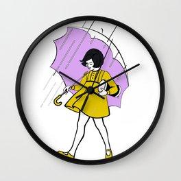 Stay Salty Wall Clock