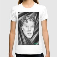 benedict T-shirts featuring Benedict Cumberbatch by Cassandra Moonen