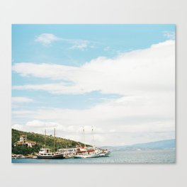 Home is Where You're Free Canvas Print