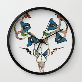 Wilde Love Wall Clock