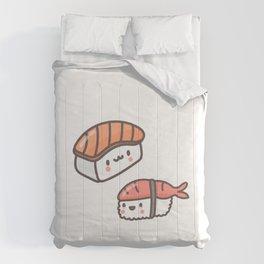 Sushi Bad Funny design for Japan fans Comforters