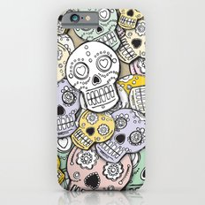 calaveras Slim Case iPhone 6s