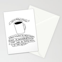 The Grind Stationery Cards