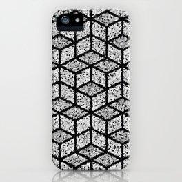Kenna (Black) iPhone Case