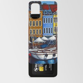 Colours of Nyhavn Android Card Case