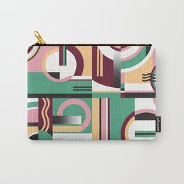 Bauhaus/ Deco 2 Carry-All Pouch