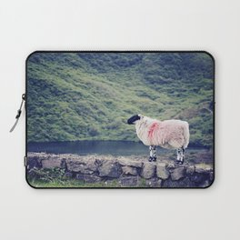 Living on the Edge Laptop Sleeve