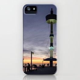 Brighton Sunset iPhone Case