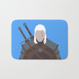 Geralt of Rivia - The Witcher Bath Mat