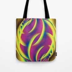 Entwined Feedback Tote Bag