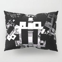 Space Debris Pillow Sham