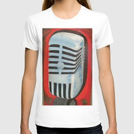Vintage Mic T-shirt