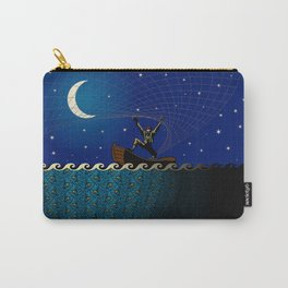 Night Net Fishin' Carry-All Pouch