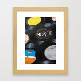 Sounds of the 70s III Framed Art Print