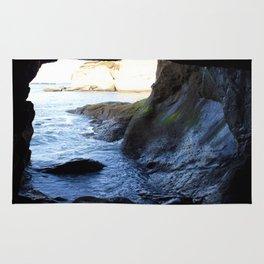 Ocean Cave Rug