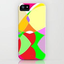 Melange Together iPhone Case