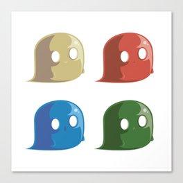 Ghosties Canvas Print