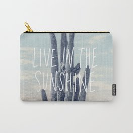 sunshine cactus Carry-All Pouch