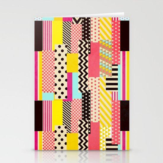 Washi Tape II Stationery Cards