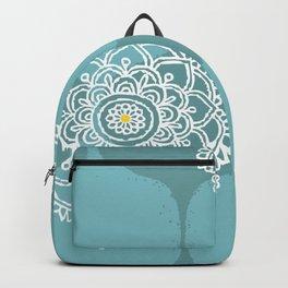 I DREAM OF GENIE - SEAFOAM BLUE Backpack