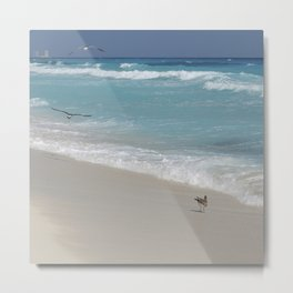 Carribean sea 8 Metal Print