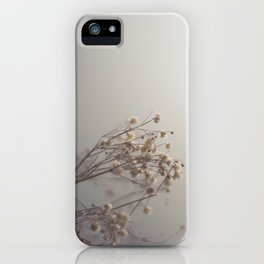 you can bring me flowers baby iPhone Case