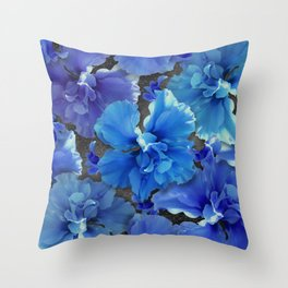 Flower for my best friend Throw Pillow