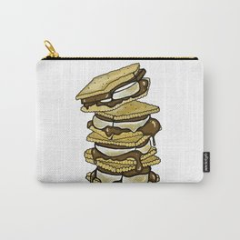Stack of S'mores Carry-All Pouch
