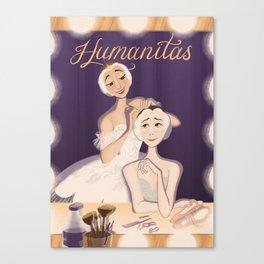 Humanitas Canvas Print