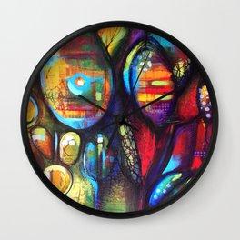 TDAH Wall Clock