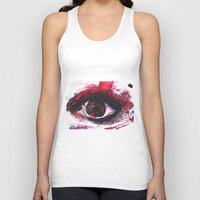 chaos Tank Tops featuring chaos by echoes
