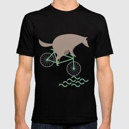 Wheelwolf T-shirt
