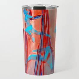 Aerial Quartet Travel Mug